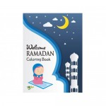 Welcome Ramadan Coloring Book